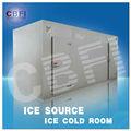 Frío industrial congelador sala de precio para el banano, pescado, de la carne