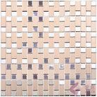 foshan tiles 2014 Metal mosaic,Aluminum composite panel mosaic ALUM002