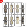 customized metal decorative screen door guards