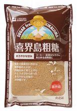 'Souken-sha' Raw Sugar from Kikai-jima 500g natural health food