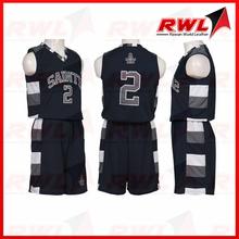 custom sublimation womens basketball uniform design