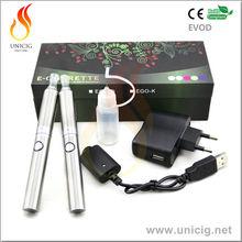 China Unicig 2014 Wholesale Cheap Electronic Cigarette Starter Kit Evod Mt3