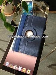 Fashion latest new for ipad mini genuine leather case