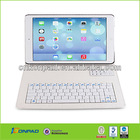 9.7 tablet pc leather case bluetooth keyboard for ipad air