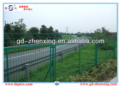 Wholesale new style PVC-coated garden fence with factory price