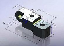 Solidworks design service sheet metal