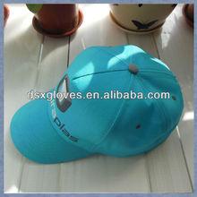 Custom Baseball Cheap Cap Printing Light Blue Cheap Cap Printing