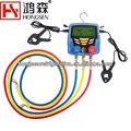 r134a ac auto partes digital medidores de colectores para herramientas de aire acondicionado