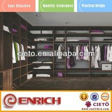 high quality bedroom funiture wardrobe oak solid wood wardrobe