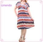 2014 Wholesale V-Neckline Big Size Women Dress Evening Dress Fat Size Women Party Dress