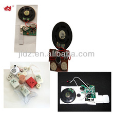 Sound chip wav for cards toys dolls
