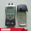 Testo 510 Digital Auto-Ranging Pressure Differiental Manometer Meter,0 to 100 hPa,Temperature compensation