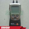 Testo 510 Manometer Meter,0 to 100 hPa,Temperature compensation