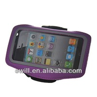 For iphone 5 5S Sports Armband Strap Pouch Case Cover Fits Various Handset