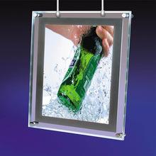 2014 Beautiful slim acrylic sign frames