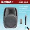 AK12-306 12 InchClass D digital USB SD professional audio mixer