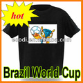 Genial led-licht t-shirts 2014 brasilien wm-maskottchen/flash maskottchen/Beleuchtung Gadget