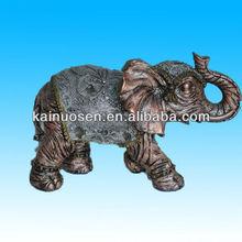 classic resin elephant
