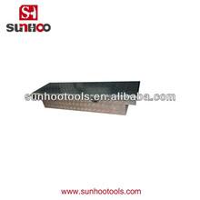 36-100-04 Portable aluminum tool box aluminum tool boxes Aluminium truck boxes