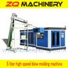 TOP 1,high speed 5 liter reheat stretch blow molding machine