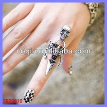 New coming fashion design ring stainless steel ring face rings stainless steel
