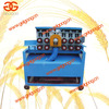Wood material slicer machine / Wood material slicing machine / Wood toothpick making line
