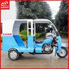 Motorized Tuk Tuk 3 Wheel Motorcycles Used For Passenger With Music
