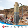 Solar water pump well