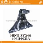 Hino truck balance axle bracket balance shaft bracket for hino ZY240 spare parts OEM 49311-1621A