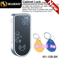 keyless proximity IC card RFID file cabinet lock for office,school(M1-10B)