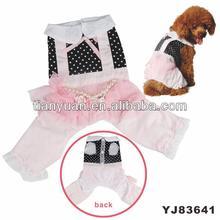 """8""""-20""""Luxury Pet Dog Dress Wholesaler-YJ83641"""