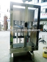 FHQG-4 Automatic liquid paste chili tomato sauce canning machine capping machine for jar or bottle