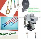 electric wire stripper crimper machine