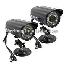 Wireless Security wifi Spy Camera System 4CH IR NightVision Outdoor USB DVR CCTV