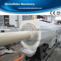 PVC/PE/PPR plumbing pipe making machine