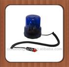 DC 12V24V Police Motorcycle Magnetic Emergency Blue Strobe Light