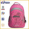 Cartoon school bag backpacks of all kinds nylon bag