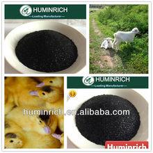 Huminrich Shenyang 55HA+100PCT NA Humate poultry feed formulation