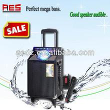Aier 1000 watt m audio power mixer amplifier module speaker with disco light professional extreme harga power amplifier