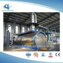 Waste Oil/ Crude Oil to Diesel Distillation Plant