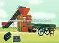 Concreto qtj4-26 manual de ladrillo que hace la máquina para la venta/pequeñas máquinas para hacer dinero