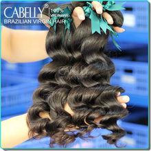 Hot Sales 6A Grade Natural Remy Brazilian Loose Wave Hair Dropship Hair