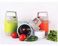 daydays 1000ml de acero inoxidable box lunch calentador de alimentos alimentos frasco de almacenamiento del fabricante de china