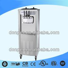 Donper UL NSF ETL BH7456 commercial yogurt ice cream machine, frozen yogurt machine, manufacturer, air pump, 50hz 60hz