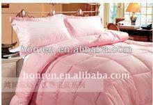 2014 China National brand Honren cheap polyester comforter