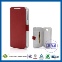 C&T Hign quality flip leather case for lenovo s920