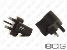 eCig USB Wall Charger 5V - 220V UK