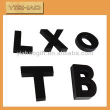 Wooden magnet education alphabet 26 letters