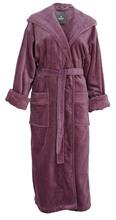 2014 New Luxury Terry Cotton Velour Men/Women Hooded Bathrobe