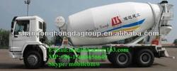 HONGDA Concrete Mixer Truck(6m3,8m3,9m3,10m3,12m3,14m3,16m3)